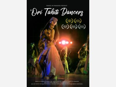 Dancing Around The World at the Queens Underground International Film Festival